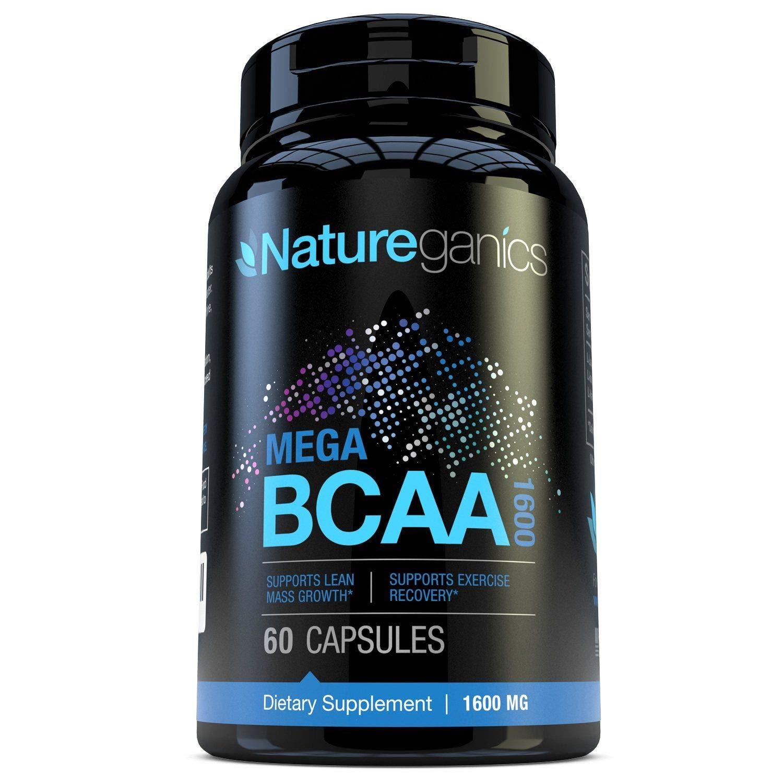 Amazon.com: Natureganics L-Arginine 1000mg Premium Amino Acid Formula, 60 Capsules: Health ...