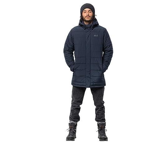 Jack Wolfskin Mens Svalbard Insulated Longer Length