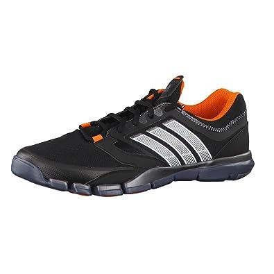 138b821866e030 adidas Men s Adipure Trainer 360 Multisport Indoor Shoes black Size ...