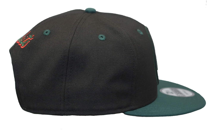 34bafa9fb4c95 Amazon.com  MLB New York Mets 2-Tone 9FIFTY Green Snapback Cap  Clothing