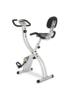 Tecnovita by BH Back Fit - Bicicleta estática plegable, Unisex adulto, color Blanco / Verde, talla Única (Reacondicionado Certificado): Amazon.es: Deportes ...