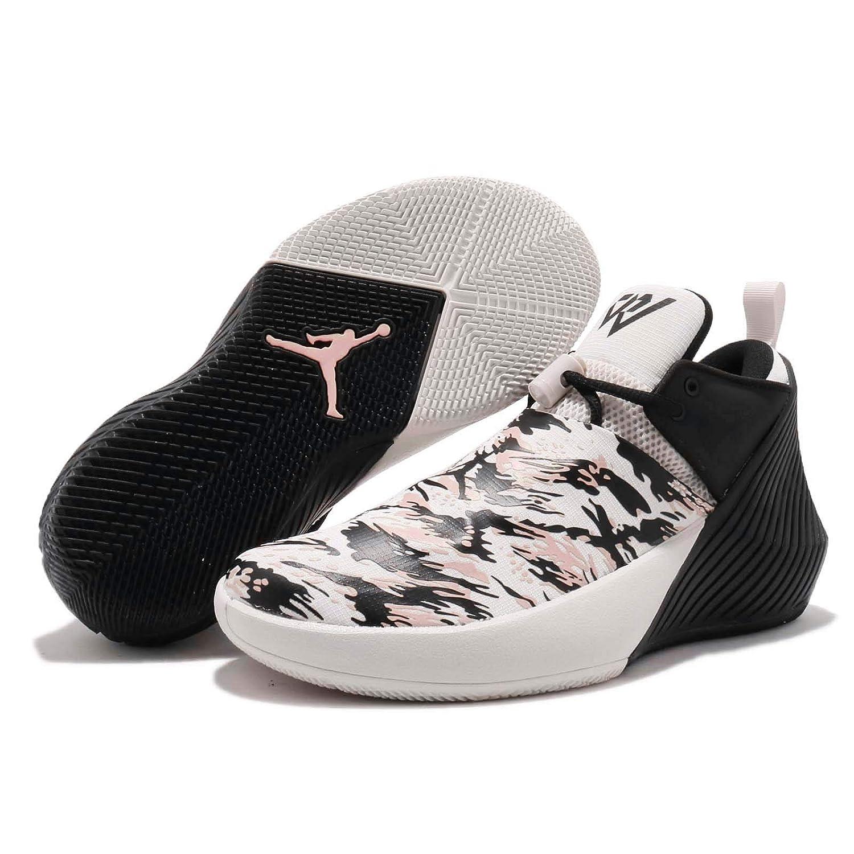 sports shoes bb80d 54757 Jordan Kid s Why Not Zer0.1 Low GS, Phantom Black-Coral Stardust, Youth  Size US 7  Amazon.com.au  Fashion