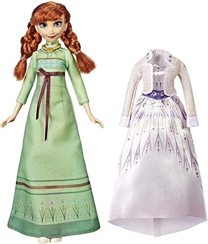 Amazon.com: Disney Frozen Arendelle Fashions Anna Fashion ...
