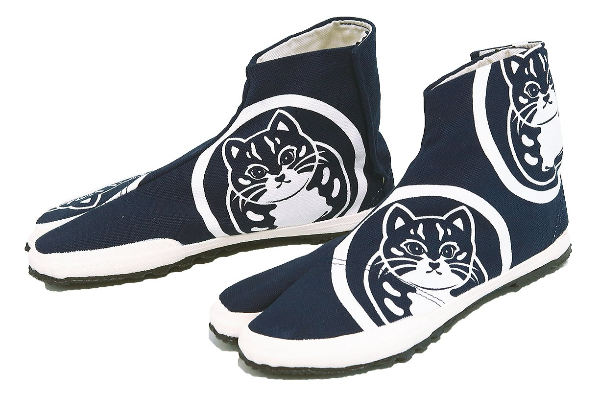 足袋スニーカー 山猫