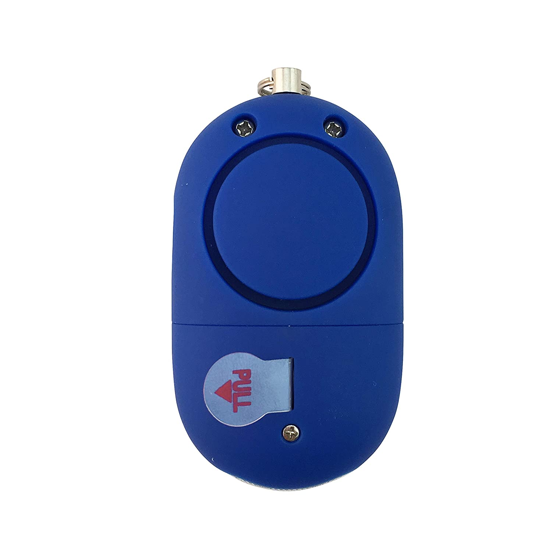 LED iMaxAlarm Maxxm SOS avviso cellulare sicurezza personale pulsante di allarme//allarme panico dispositivo di emergenza Safety /& Security Allarme 130dB Matte Navy