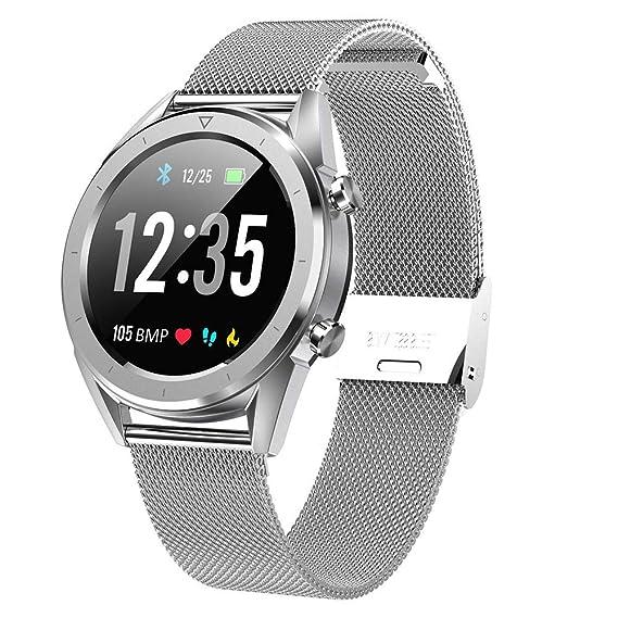 Amazon.com: LXYLQ Fitness Tracker, Blood Pressure ECG Ribbon ...