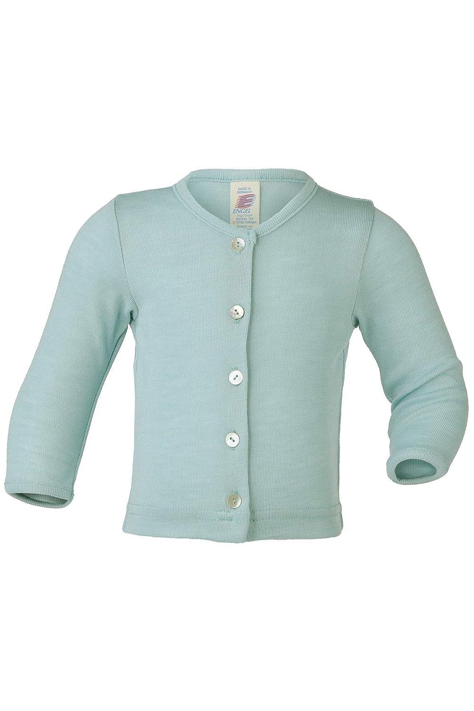 Engel Merino Wool Silk Baby Cardigan Blouse Jacket Shirt top Buttons 70 6441