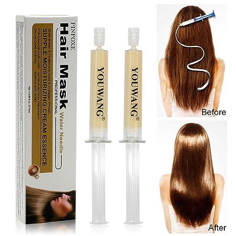 Tratamiento profesional para el cabello, kit de tratamiento para uso doméstico, calidad de salón