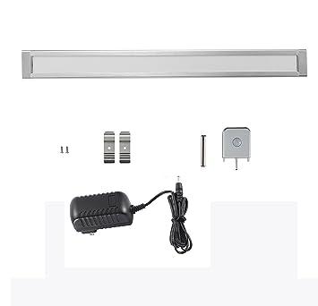 fvtled 12 inch led under cabinet kitchen lighting with ir sensor dc rh amazon com led under cabinet kitchen lights uk kitchen under cabinet led lighting kits