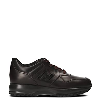 Sneakers for Men, Black, Leather, 2017, 10 11 5.5 6 6.5 7 7.5 8 8.5 9 9.5 Hogan