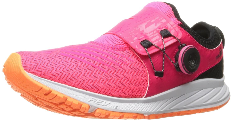 New Balance Women's Sonic V1 Running Shoe B01MRN3UB1 12 D US|Alpha Pink/Black