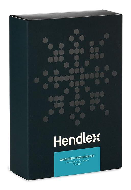 Hendlex El Nano Super Hidrofobico Spray Resistente De Antivaho Para El Cristal Espejo Para Puertas Baño Ducha (Limited Edition): Amazon.es: Coche y moto