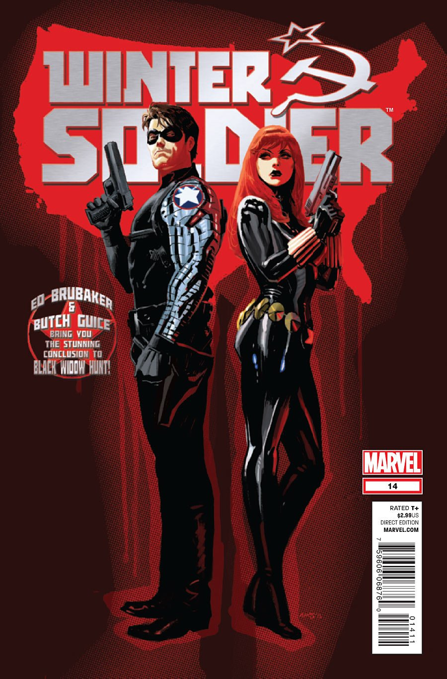 """Download Winter Soldier #14 """"Can Black Widow Even be Saved?"""" pdf epub"""