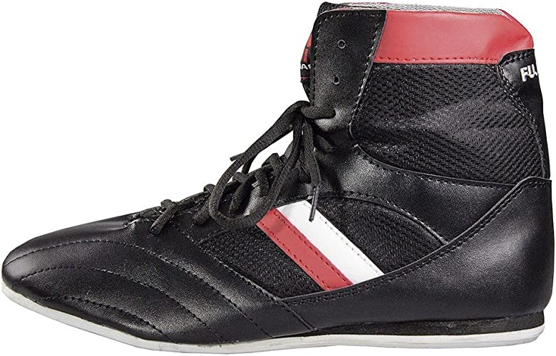 Chaussures Boxe Anglaise FUJI MAE: : Chaussures et Sacs