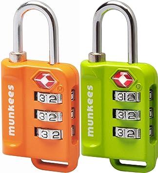 88e82400210d Ace Camp TSA Combination Lock: Amazon.ca: Sports & Outdoors