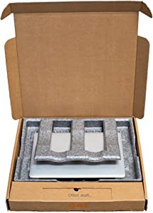 Universal Laptop Shipping Box, FedEx/UPS/ISTA Certified, Fits Most Laptop Screen Sizes, theBOXlarge