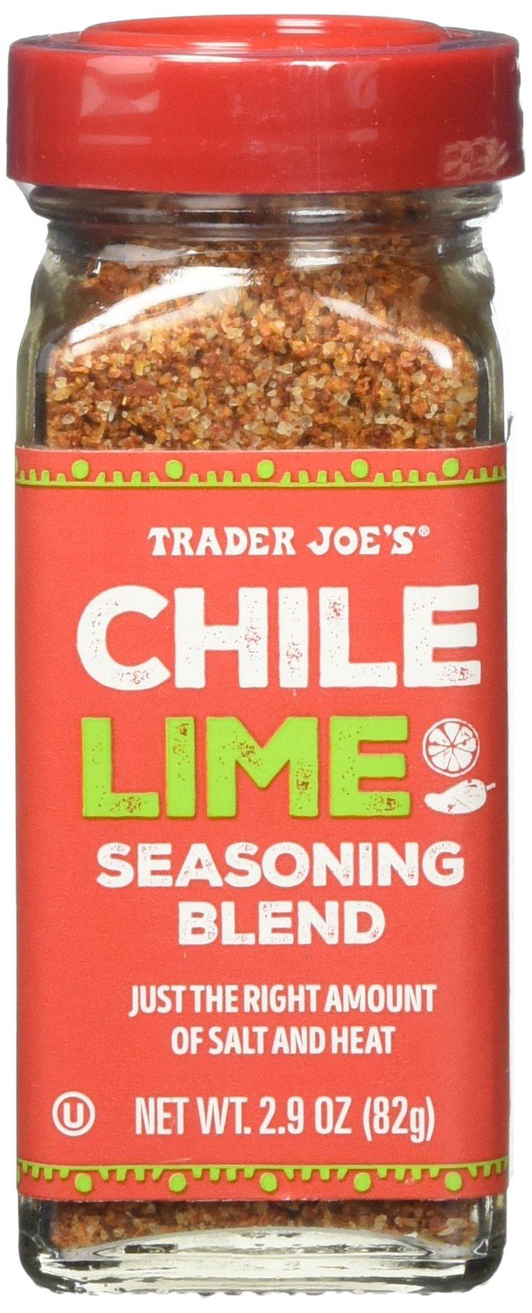 Trader Joe's Chile Lime Seasoning Blend, 2.9 oz