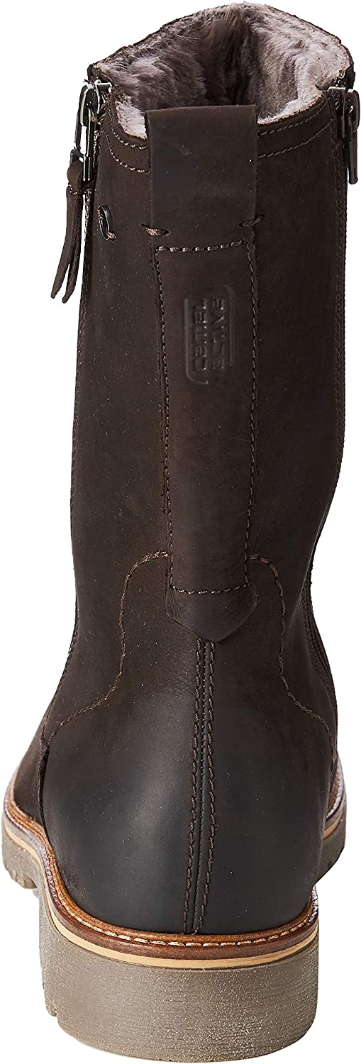camel active Canberra 79, Botines para Mujer Marrón Coffee 2 Hnp0b