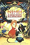 Nimh: El mundo secreto de la Sra. Brisby [DVD]