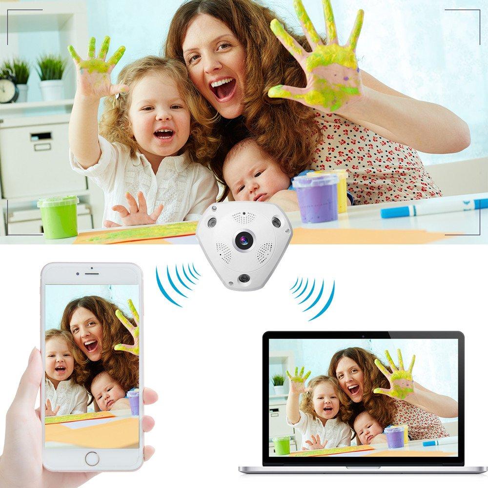 IP Camera WiFi Security Camera Baby Monitor Camera
