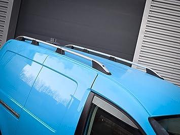 M-Way Roof Cross Bars Locking Rack Aluminium for VW CADDY