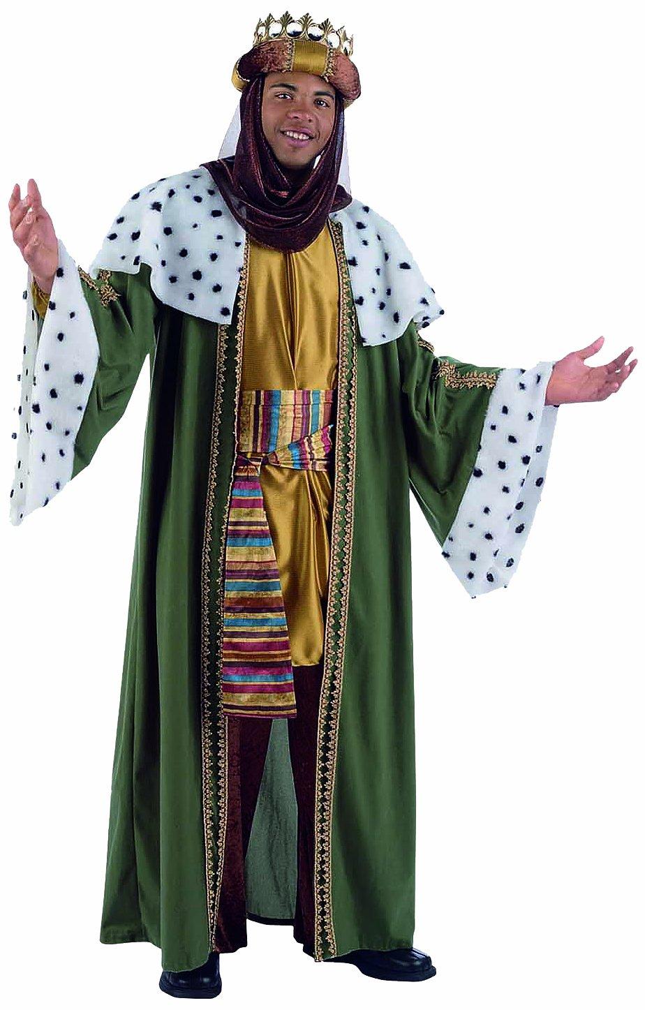 Costume re magio Baldassarre edizione lusso