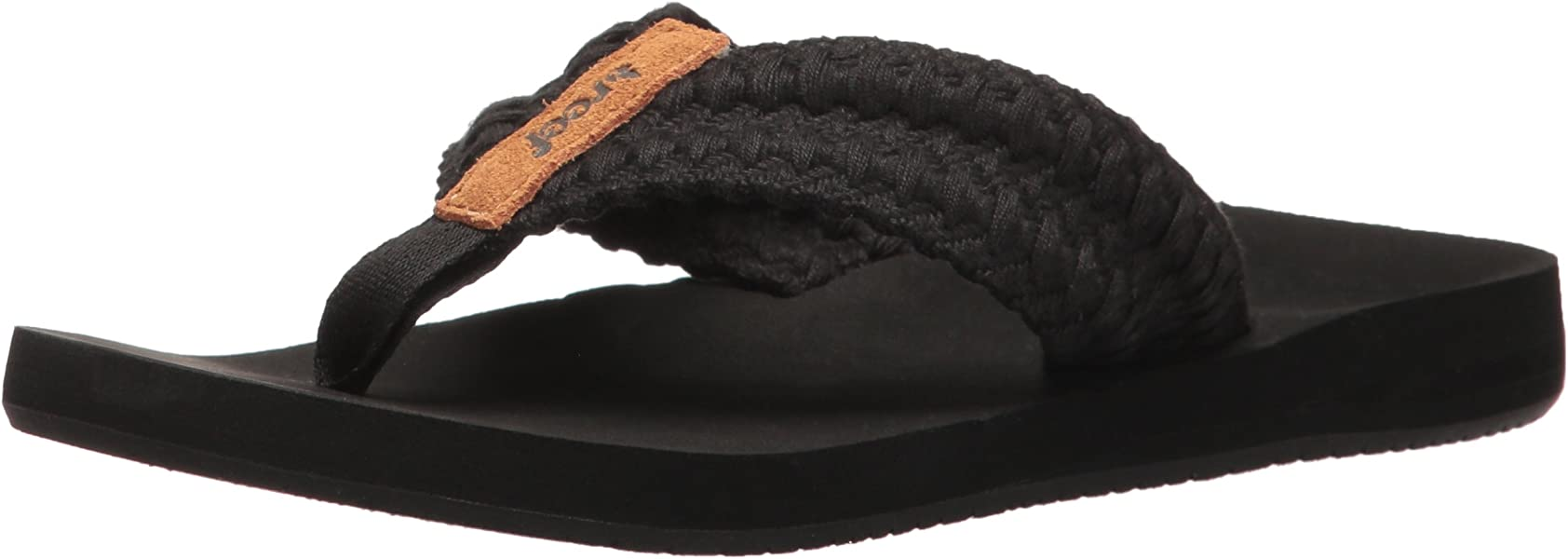 0e82d880a Reef Women s Cushion Threads Sandal
