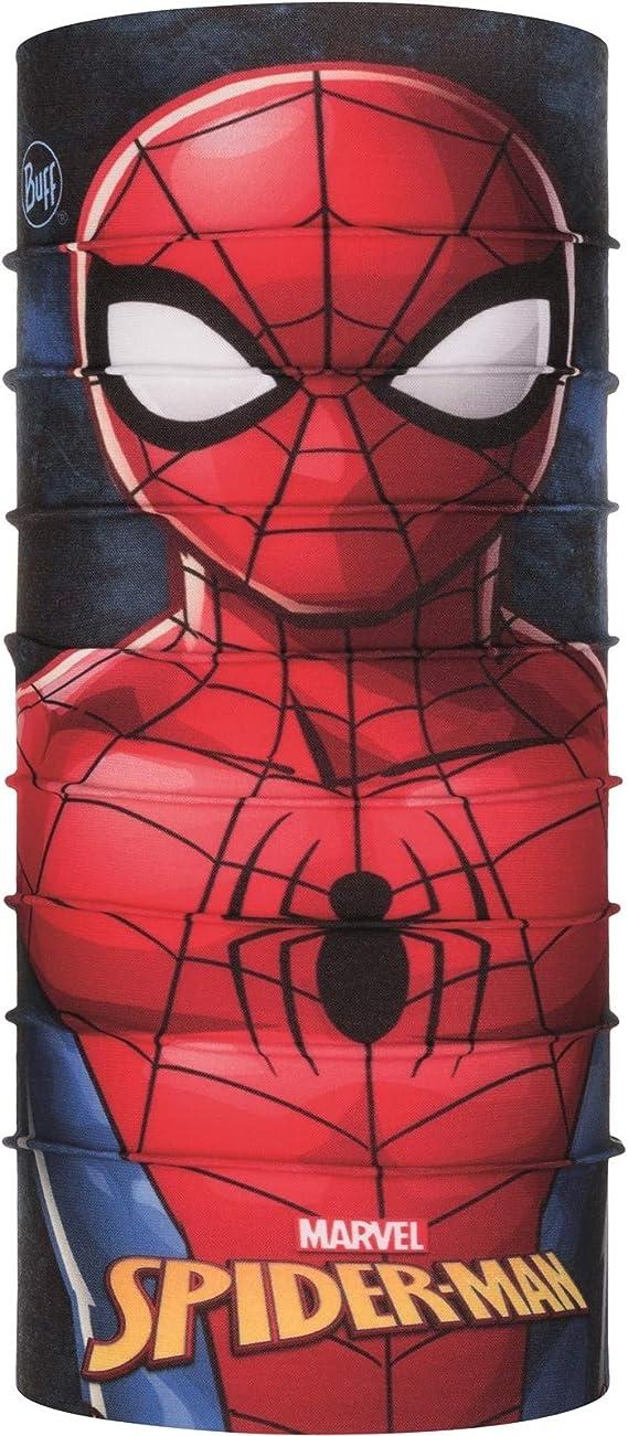 Buff Spider-Man Tubular Original Junior, Unisex niños, Red, Talla ...