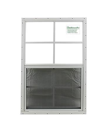 Amazon.com: 20 x 30 cobertizo ventana de seguridad cristal ...