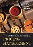 Oxford Handbook of Pricing Management