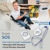 SadoTech Nurse Call Buttons & Wireless Caregiver