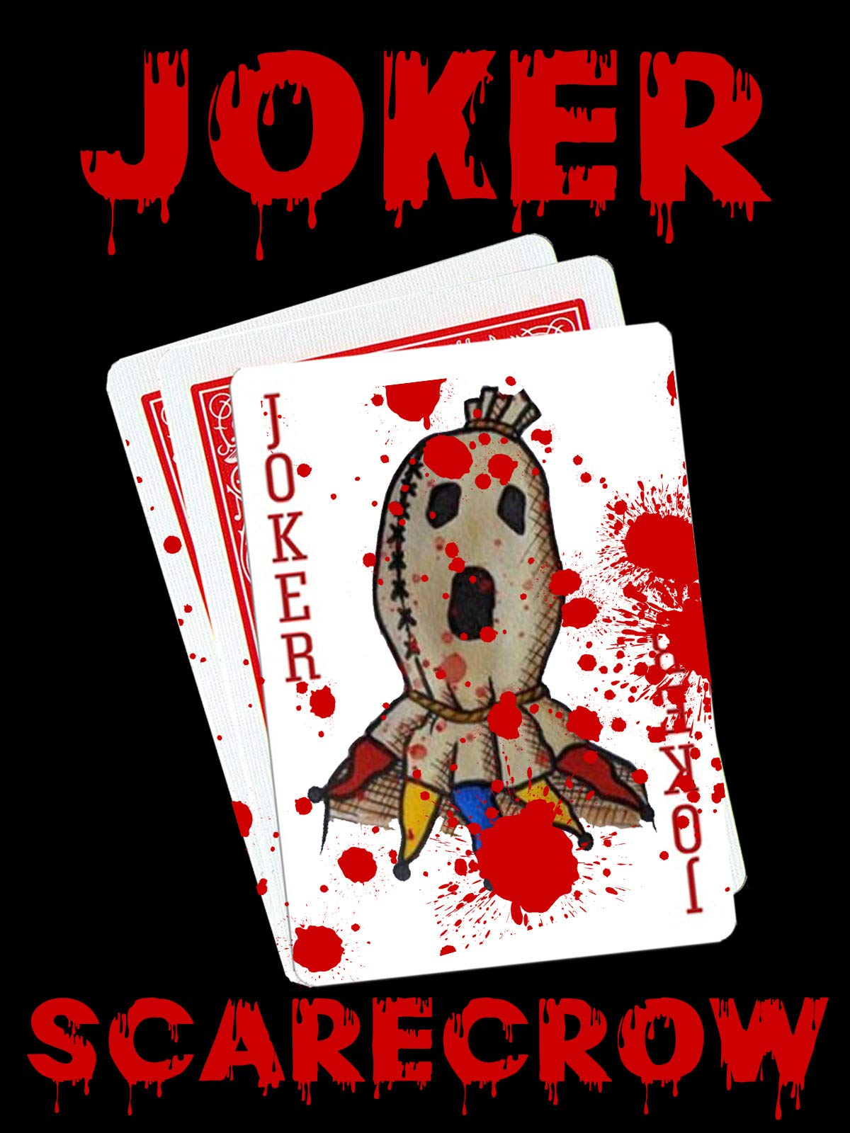 Joker Scarecrow on Amazon Prime Video UK