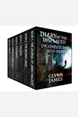 Diary of the Displaced - The Complete Dark Scifi Series (Books 1-6) Kindle Edition