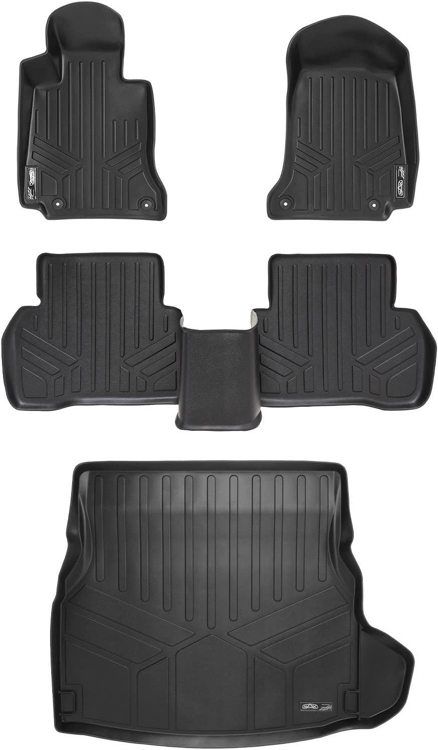 Lund 783244-T Catch-It Carpet Tan Rear Seat Floor Mat