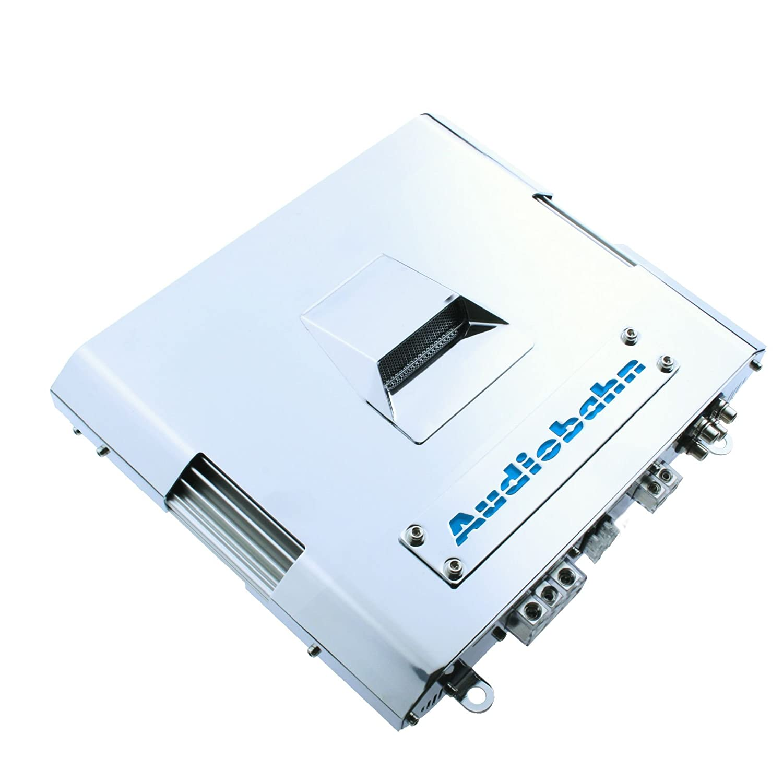 AUDIOBAHN A8005DN 400 WATT clase D amplificador MONO: Amazon.es: Electrónica