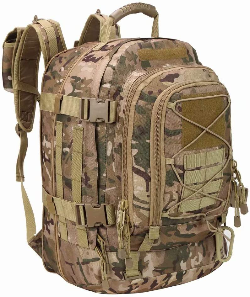 best hunting day pack: PANS Backpack for Men Large Military Backpack