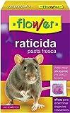 Flower 20539 20539-Raticida Cebo Pasta Fresca 200 g, No Aplica, 9.6x5.7x19 cm