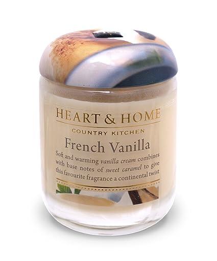 Heart & home profumati sandalo & vaniglia?�C?Confezione da 9 WK46nm