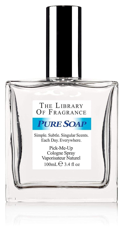 The Library of Fragrance Pure Jabón Refrescante Eau de Colonia Spray Demeter Fragrance Inc. DM18591