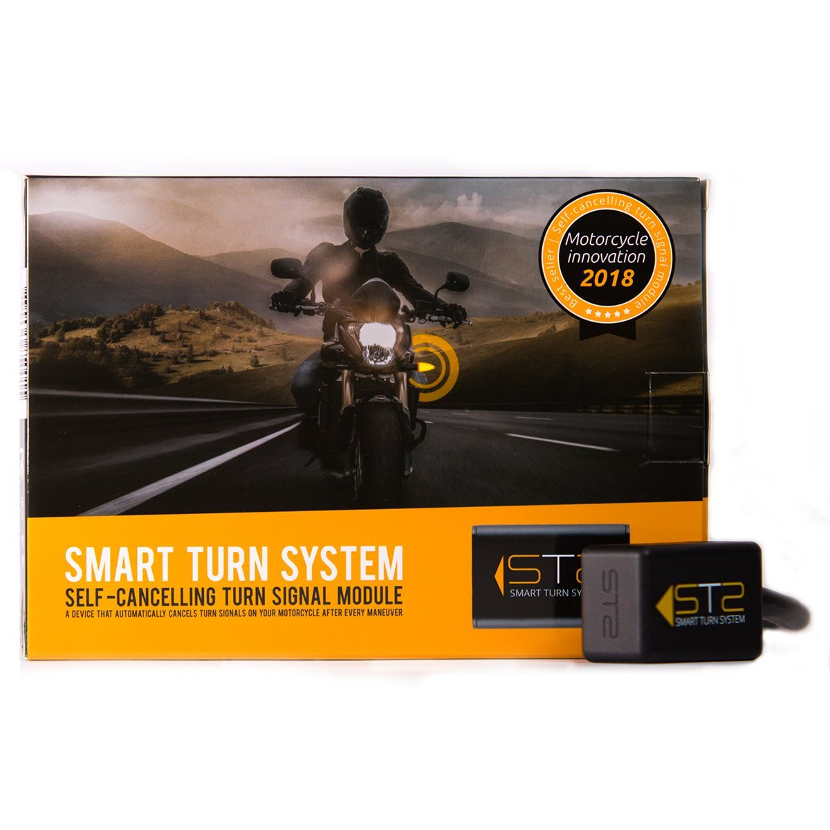 Smart Turn System - STS, automatic turn signal cancelling module, self cancelling system by Smart Turn System