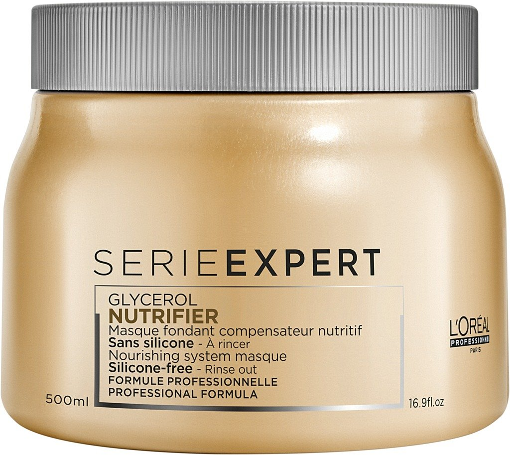 L'Oreal Professional Serie Expert Nutrifier Glycerol Melting Masque, 16.89 Ounce