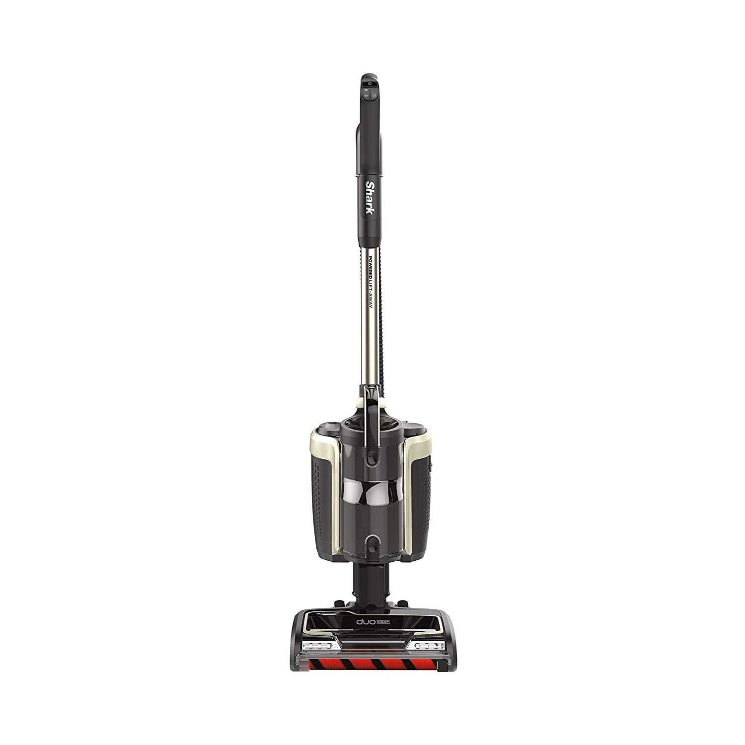 ION P50 Lightweight Cordless Upright Vacuum with HEPA Filter, Handheld Vacuum Mode, and Shark DuoClean for Carpet and Hardfloor Cleaning (IC162) (Renewed)