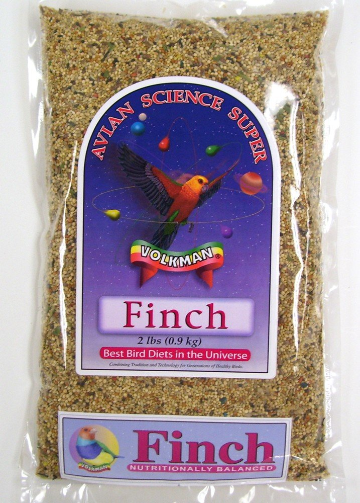 Volkman Avian Science Super Finch FBA_221904