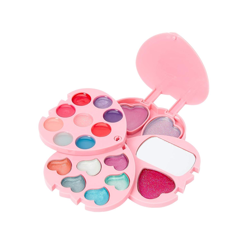 Claire's Club Panda Heart Lip Gloss Set