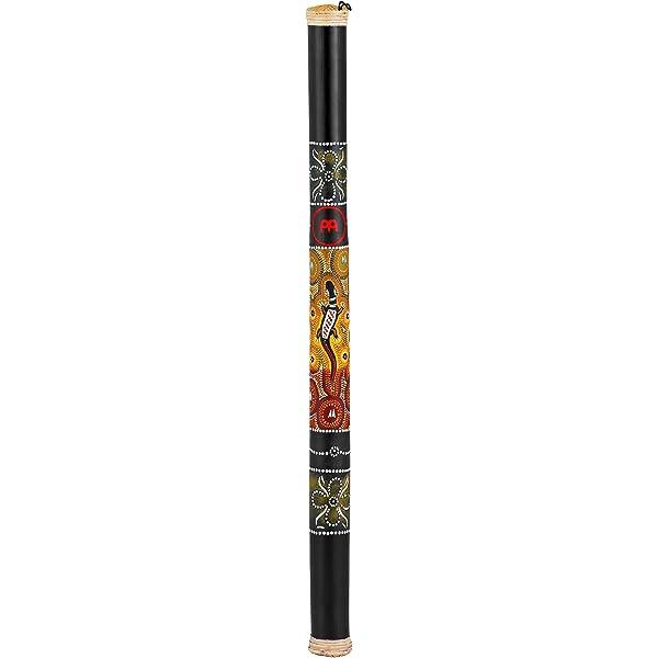 Meinl RS1BK-L - Palos de lluvia de 100 cm: Amazon.es: Instrumentos musicales