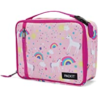 Deals on PackIt Freezable Classic Lunch Box, Unicorn Sky Pink