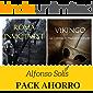VIKINGO: Las Crónicas de Haakon el Cobarde  y ROMA INVICTA EST: PACK AHORRO