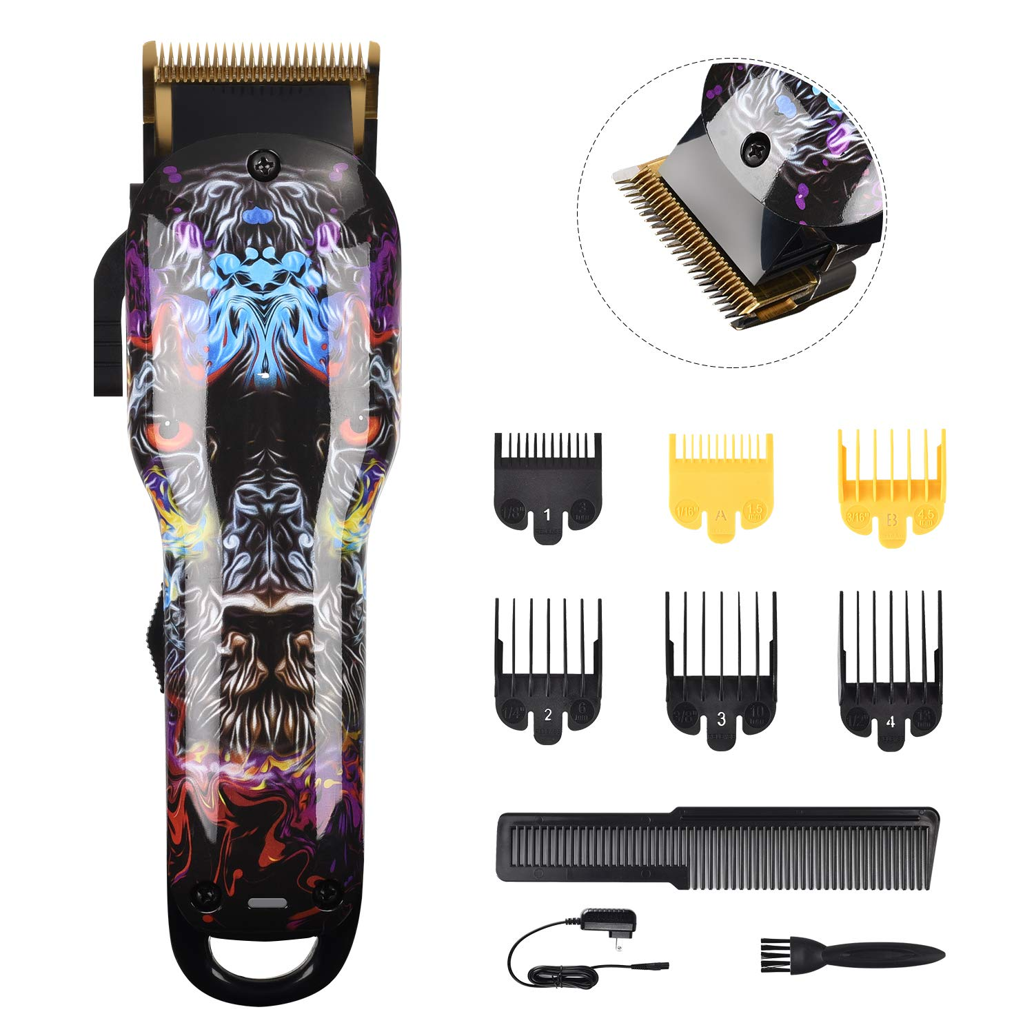 Great professional hair trimmers