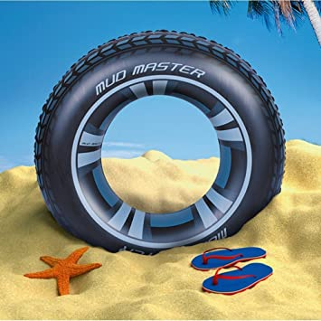 Wanxing gran flotador hinchable neumático para fiestas de ...