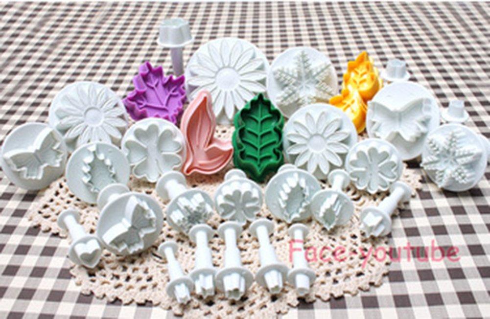 goditi il 50% di sconto SaySure - Flower Petal Cake Cookie Cookie Cookie Sugarcraft Fondant Decorating Cutter  a buon mercato